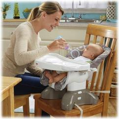 Fisher Price Space Saving High Chair Slat Back Spacesaver Luminosity Save At Baby Supermarket Care Babysupermarket