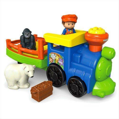 Fisher Price Little People Zoo Train At Baby Supermarket Low Prices