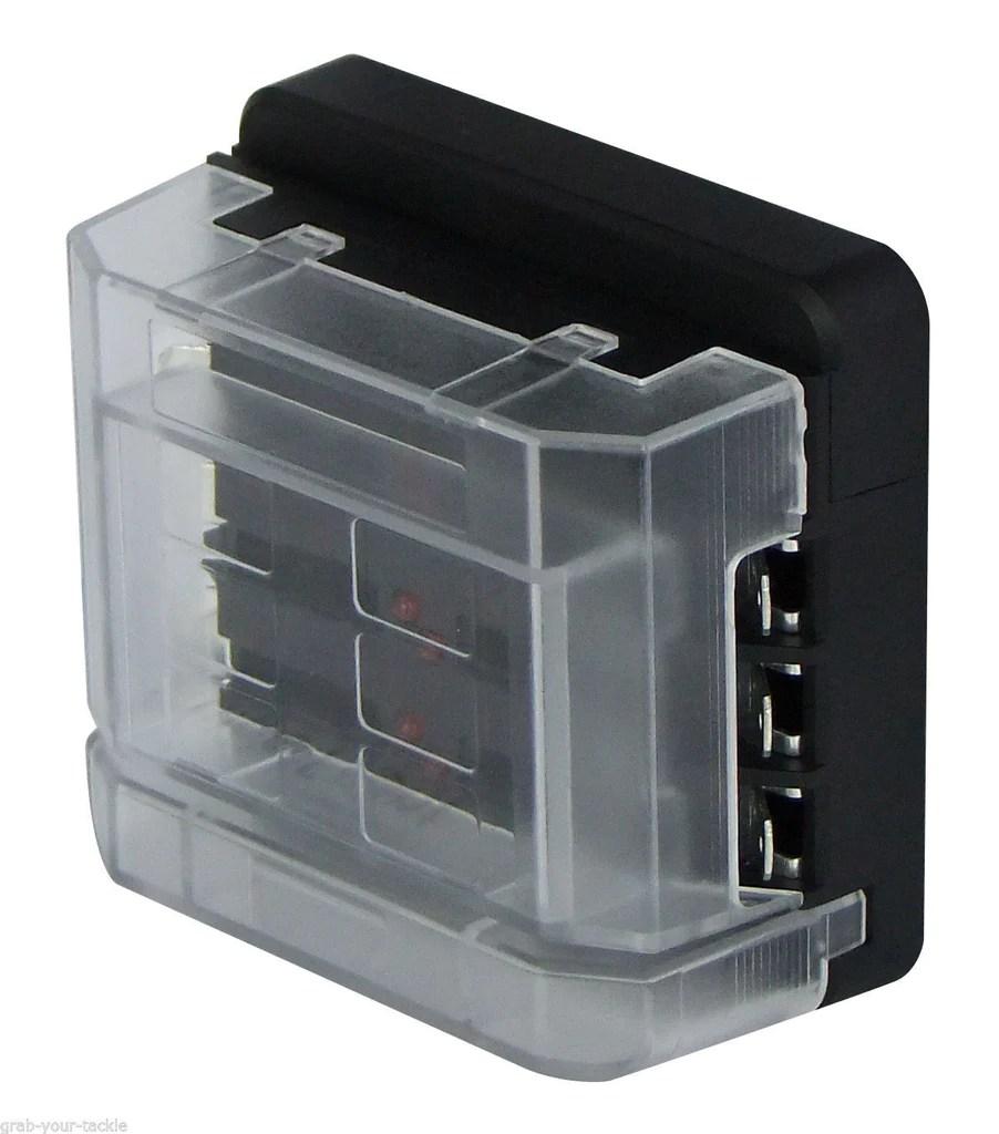 hight resolution of circuit fuse box 6 way 12 v or 24 v 100 amp