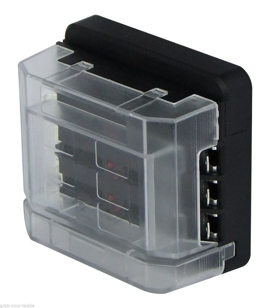 small resolution of circuit fuse box 6 way 12 v or 24 v 100 amp