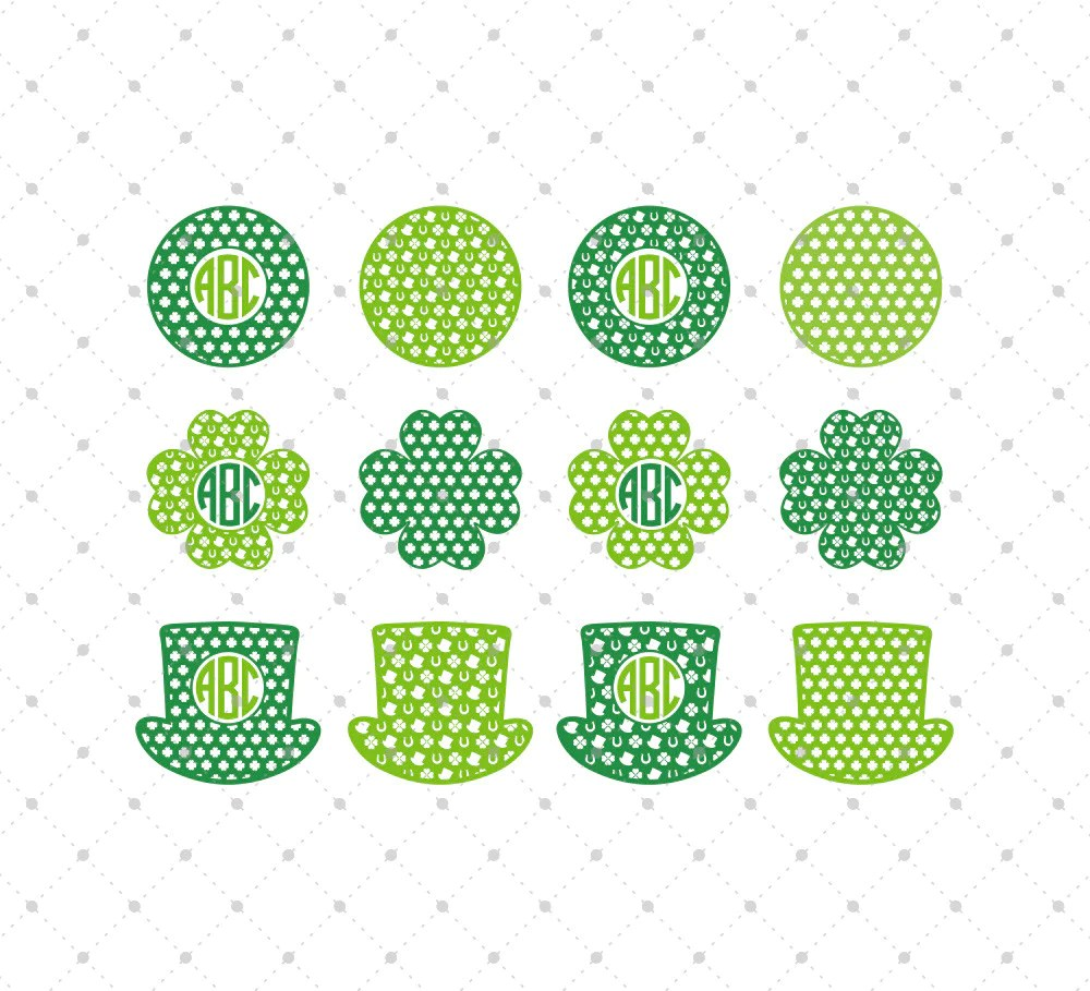 Download SVG Cut Files for Cricut and Silhouette - St. Patricks Day ...