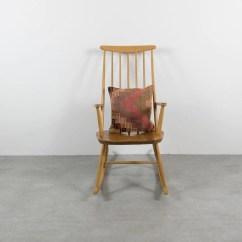 Rocking Chair Realty Timber Ridge Lawn Ebtd Oak Mid Century By Roland Rainer