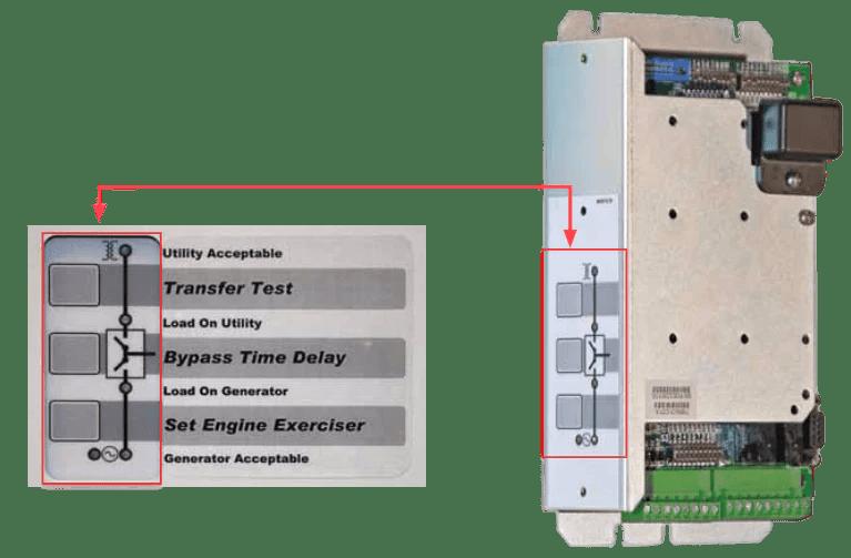 Automatic Transfer Switch | ASCO 185 | 200 Amp NEMA 3 | 2 Poll | 120240 Volt
