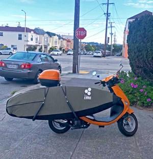 mbb moped racks