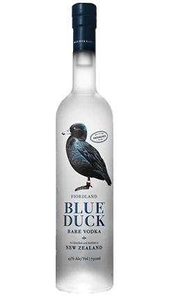 Blue Duck Rare Vodka 750ml for sale  Other spirits