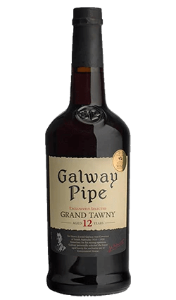 Galway Pipe Grand Tawny Port 12YO 750ml  Whisky and More