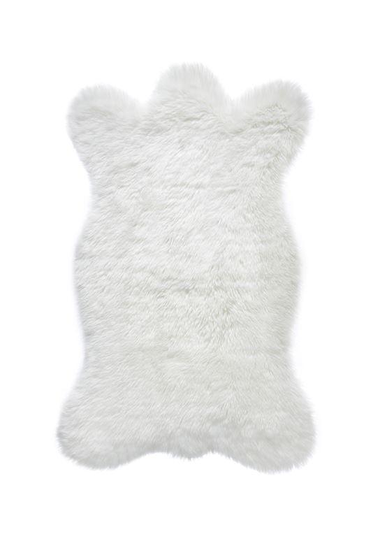 fur chair cover covers rental edmonton ivory bear faux shop fig linens and home