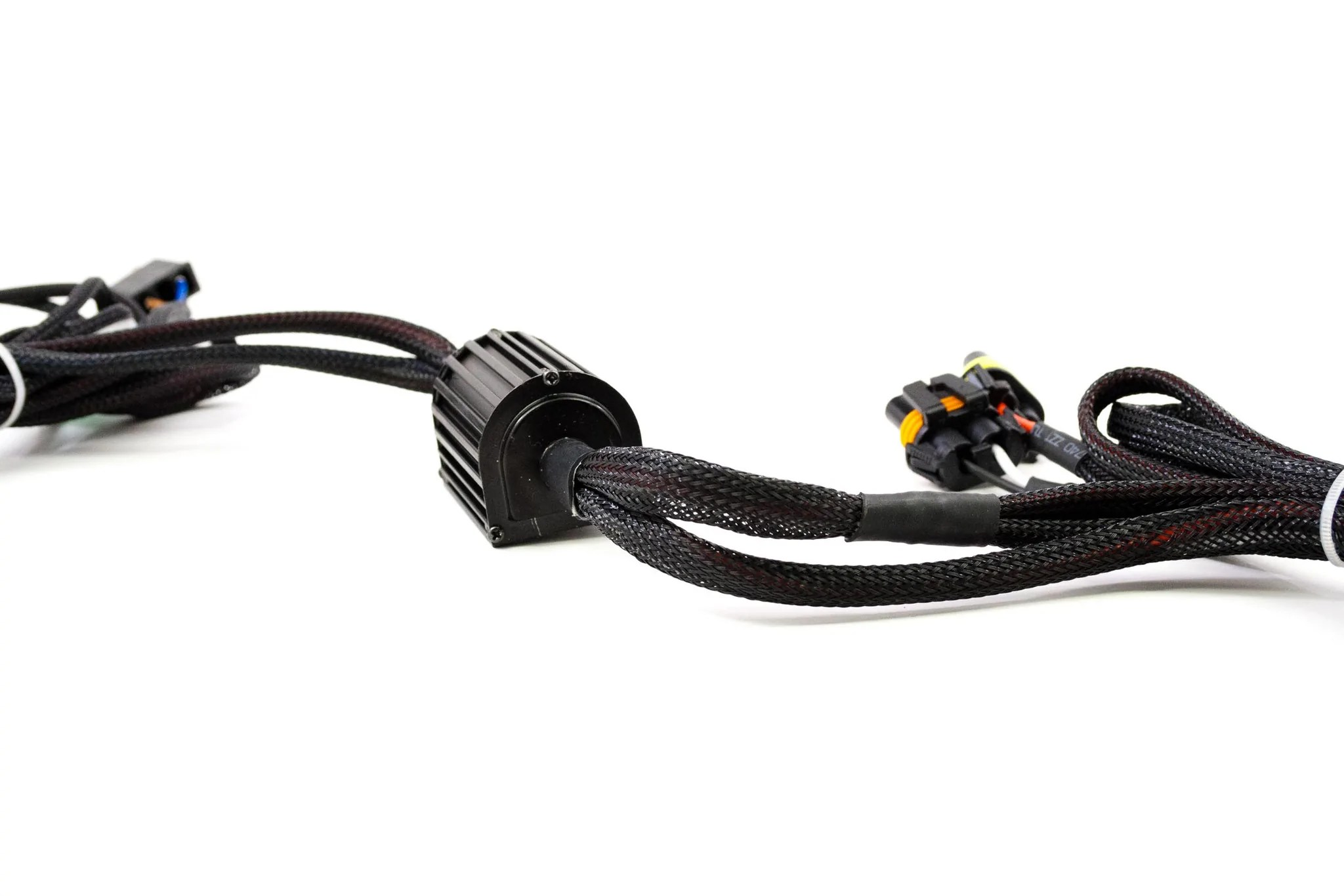 hight resolution of h11 dual output motorcycle harness