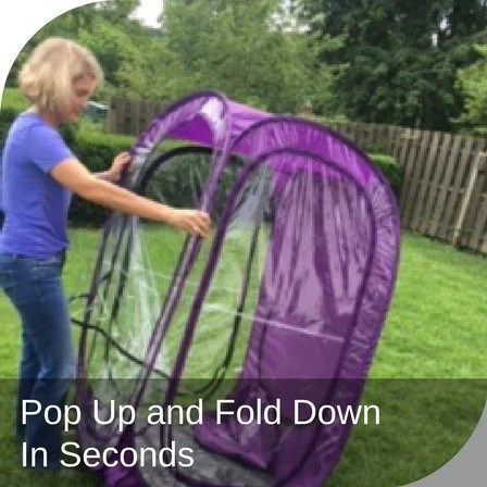 folding chair enclosure stand ikea under the weather pods original personal pop up tent and folds down in seconds
