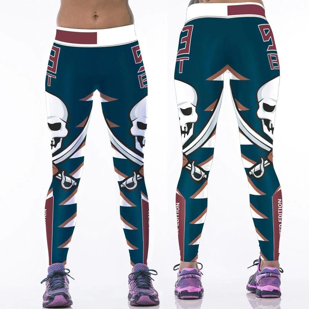 Style Raiders Rugby Digital Printing Sport Pants Women