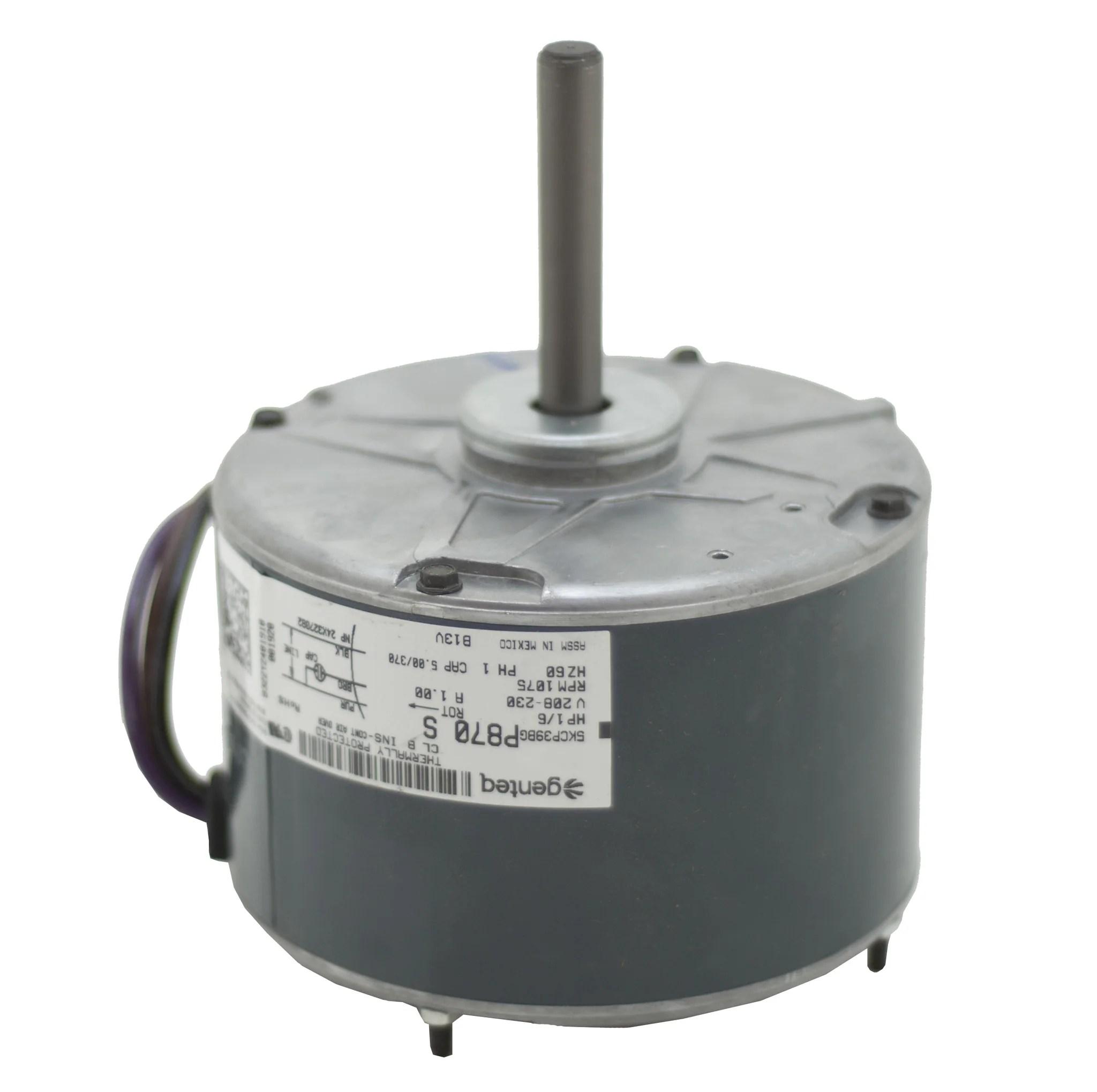 goodman 4 ton heat pump wiring diagram club cart solenoid b13400251s condenser motor 1 6hp
