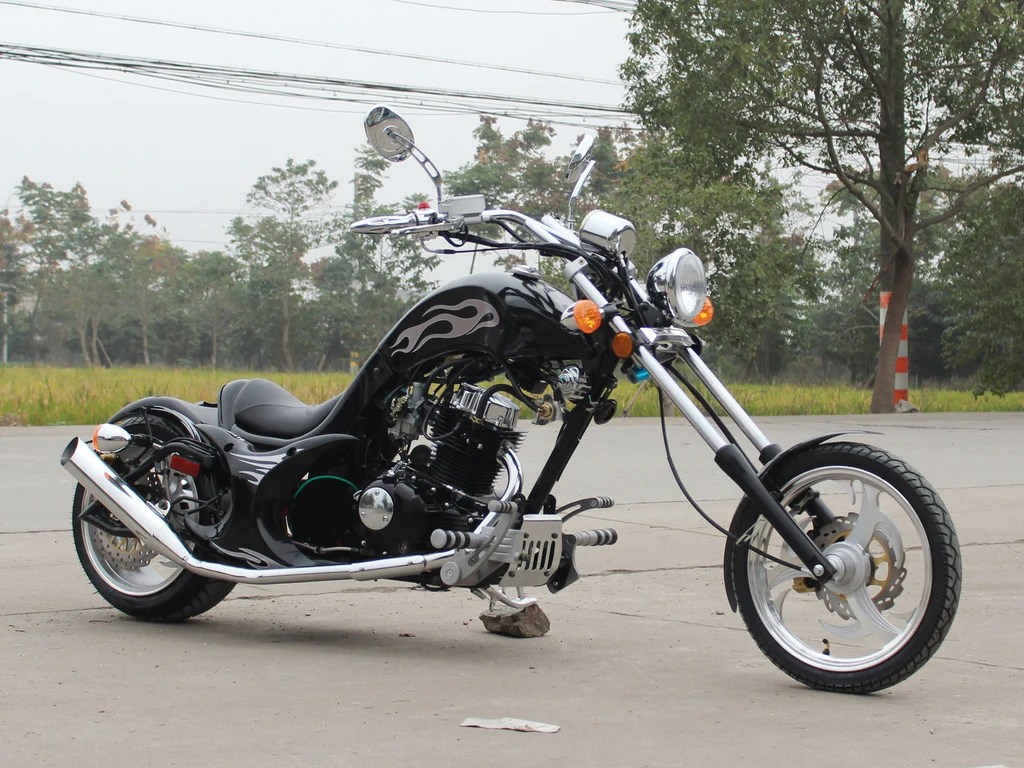 hight resolution of puma mini chopper wiring harness 110cc mini chopper motor caferacers together with 59 best chopper