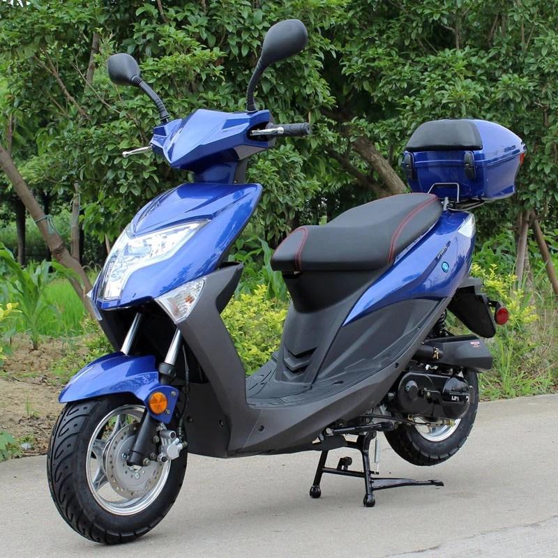 dongfang 50cc stc moped