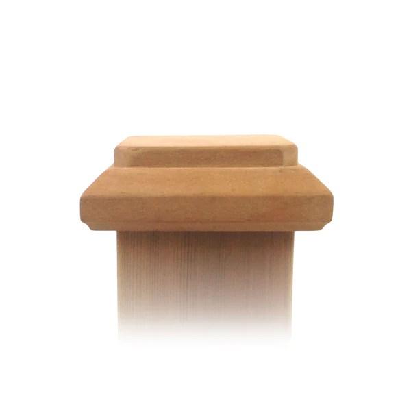 4×4 Cedar Post Caps