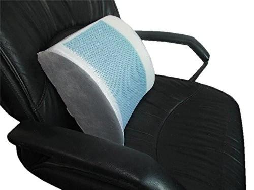 Bael Wellness Lumbar Support Back Cushion  Pillow Gel