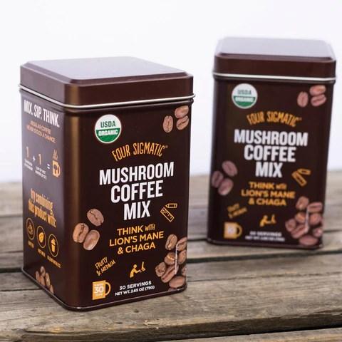 Lion's Mane Coffee Mushroom coffee nootropic