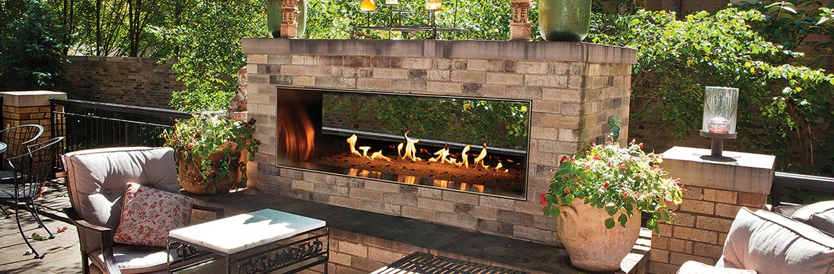 outdoor fireplaces prefab outdoor