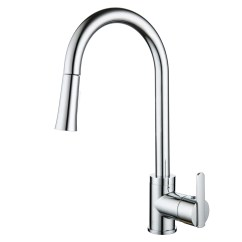 Chrome Kitchen Faucet Remodeling Cost Helena Ii Pearl Canada Sinks