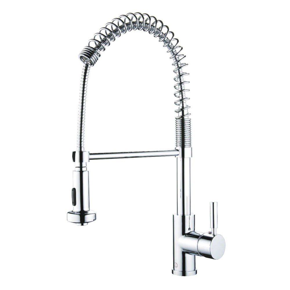 kitchen faucet spout showrooms nj spring chrome pearl canada sinks
