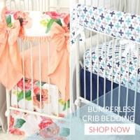 Bumperless Crib Bedding Sets | Caden Lane