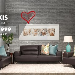 Sofa Warehouse Cape Town Size 3 Seater Leather Gallery Online Furniture Store Lexis Valentines Special
