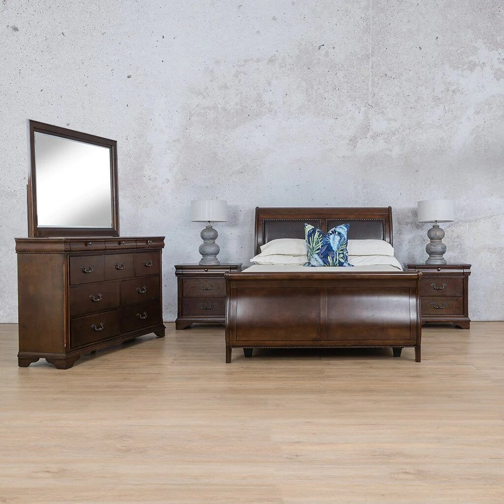 bedroom leather gallery