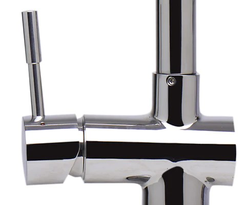 kitchen faucets stainless steel ikea faucet alfi brand modern solid retractable ab2038 showroom sinks