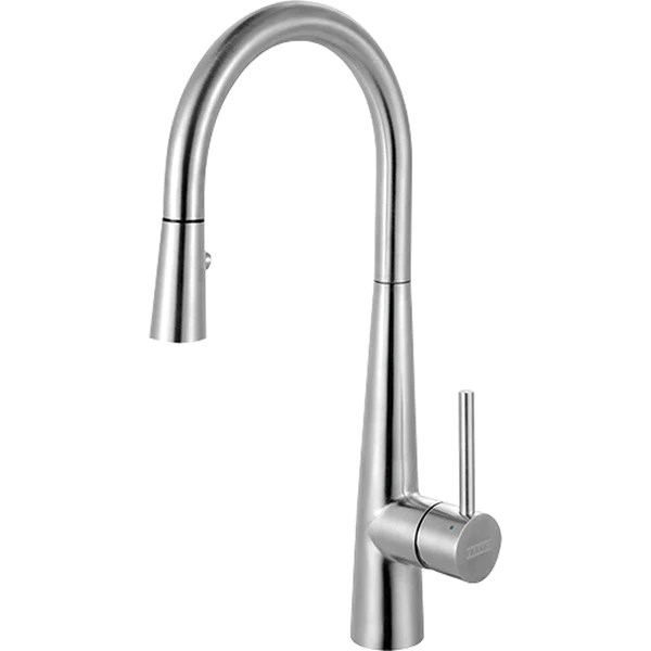 stainless steel kitchen faucets glazed cabinets ffp3450 faucet franke showroom sinks