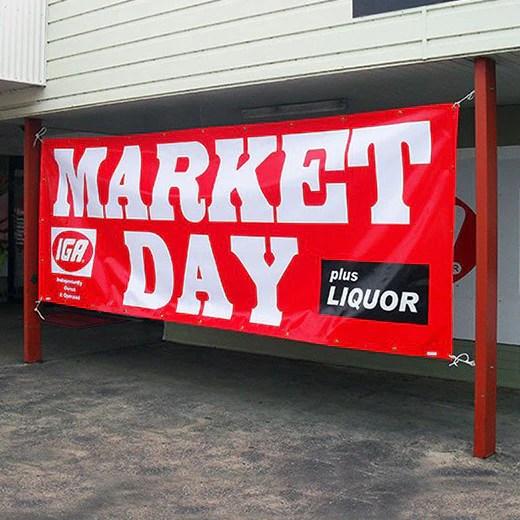 banner everyday vinyl matte