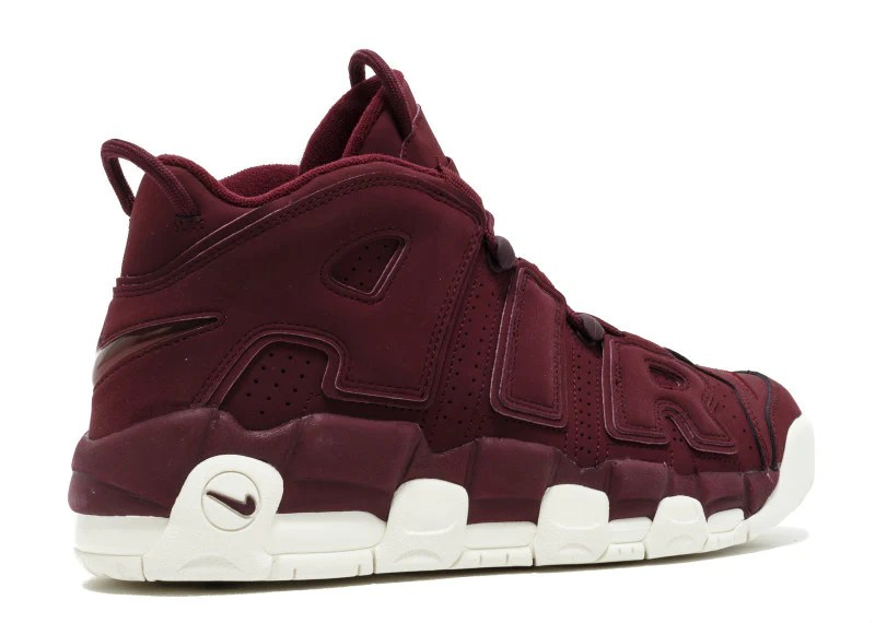 b46f04b0771bd1 Nike Air More Uptempo Night Maroon Kickzr4us