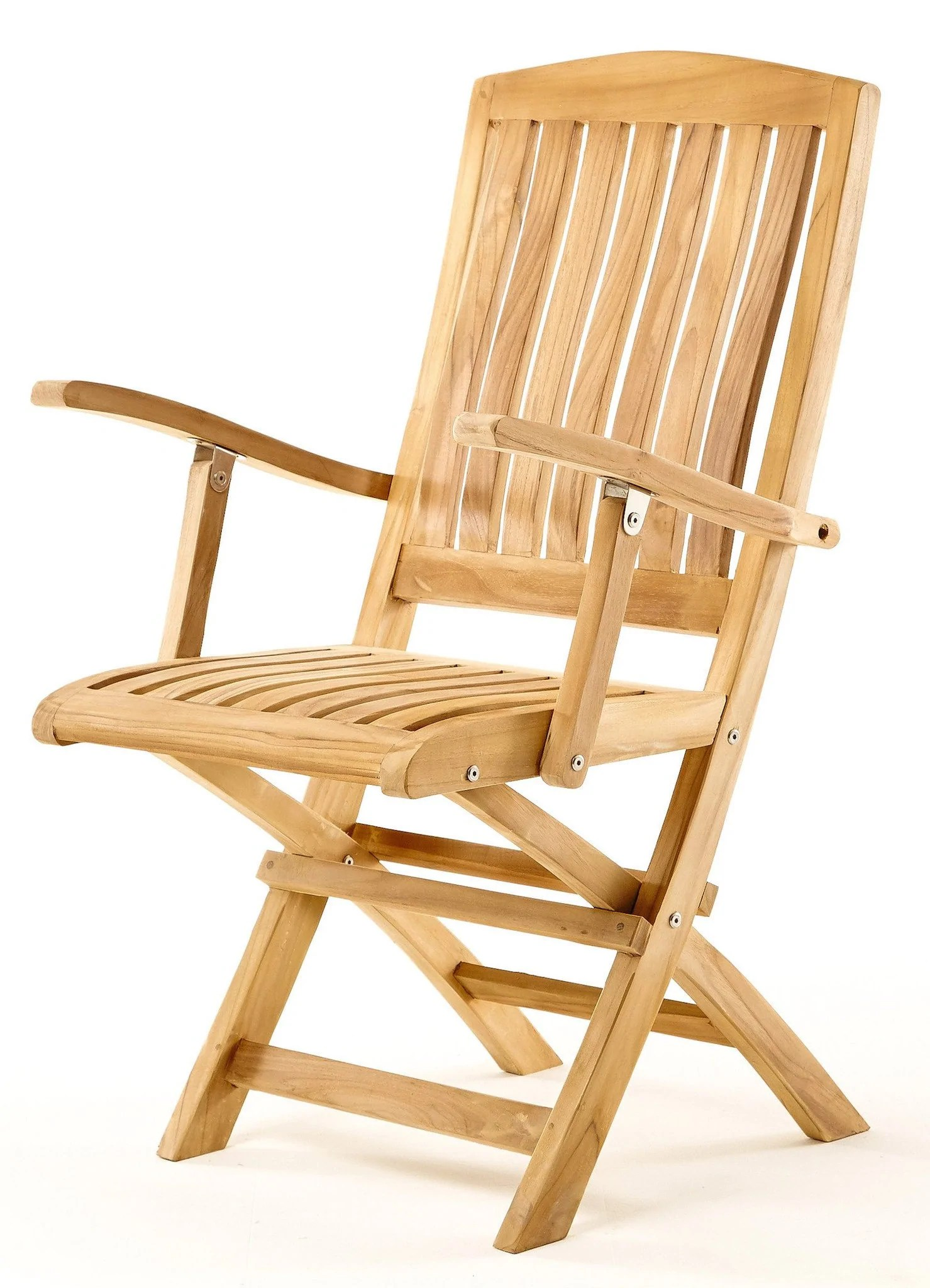 fancy folding dining chairs bar chair vivienne armchair  the teak place