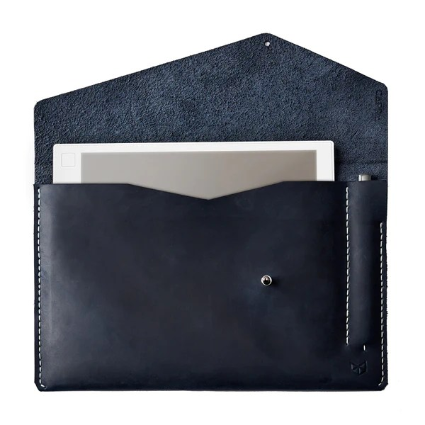Ocean blue collection by Capra Leather