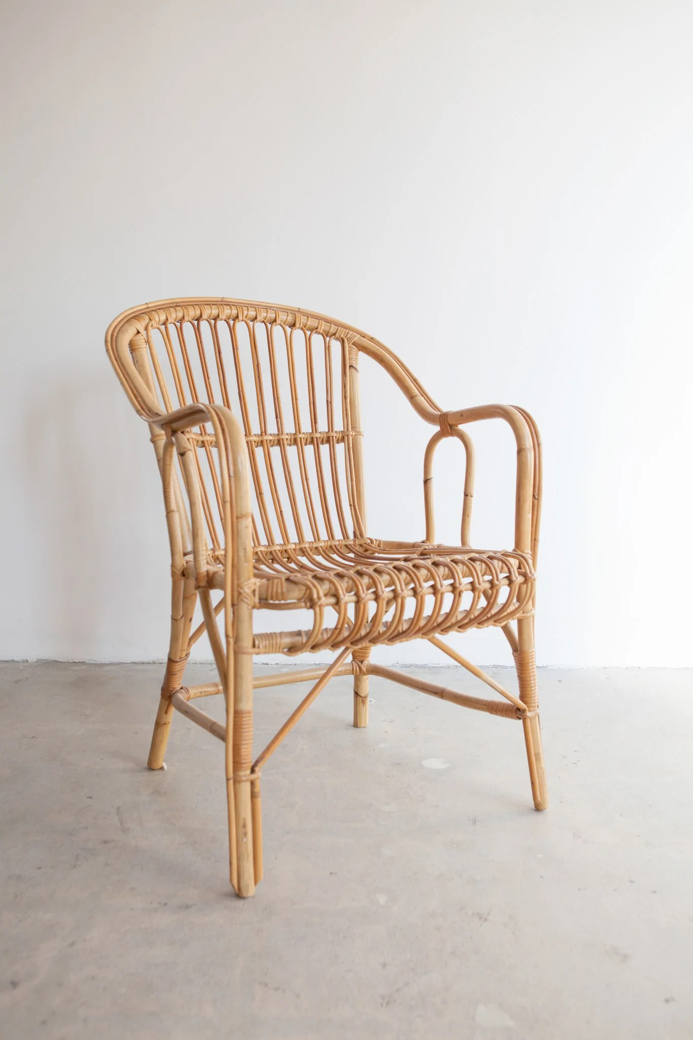 Vintage Rattan Chair Vintage Rattan Chairs Sold Out Marikoko