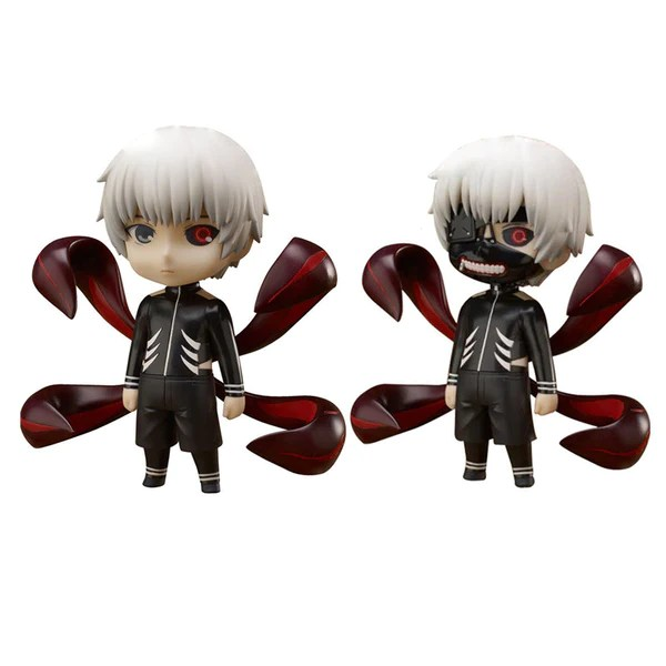 Cute Haunter Wallpaper Tokyo Ghoul Kaneki Action Figures 2 Pcs Set Animebling