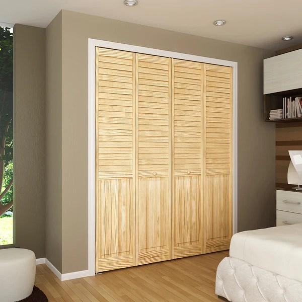 Closet Door Bi Fold Kimberly Bay 174 Plantation Louver
