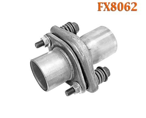 fx8062 2 1 8 semi direct fit exhaust spring bolt muffler pipe flange repair kit