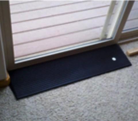 輪椅門檻坡道 – 安記斜板