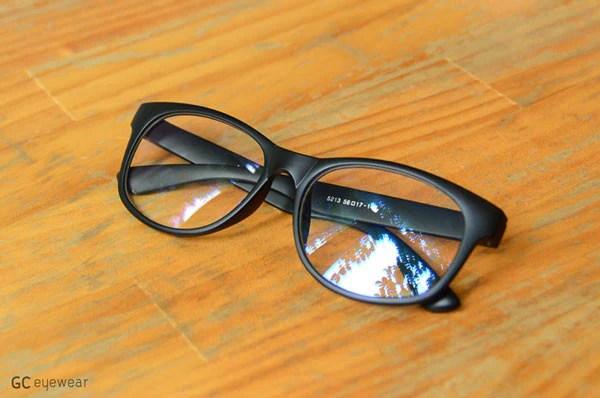 全系列霧黑膠框鏡框 ∕深受推薦的眼鏡品牌 - Geek Chic 宅時毛