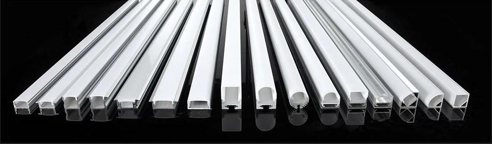 Aluminium LED Profile Installation Guide  ACDC Dynamics