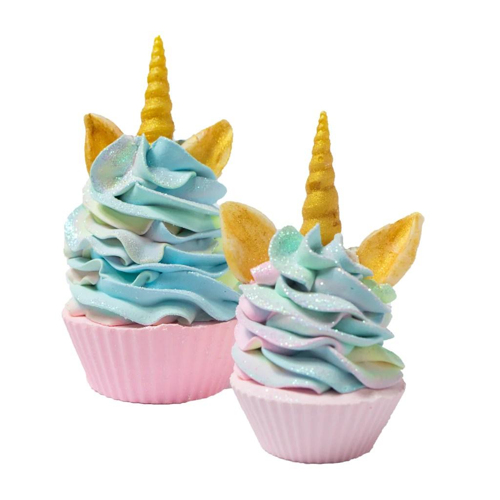 Cupcake Mini Unicorn Soapcherie