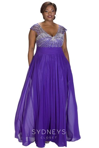 Fit and Flatter Tips Plus Size Special Occasion Dresses