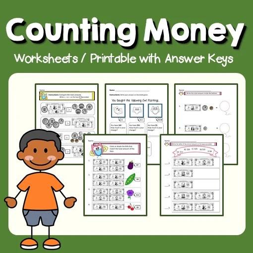 Counting Money Worksheets Printables Amp Worksheets