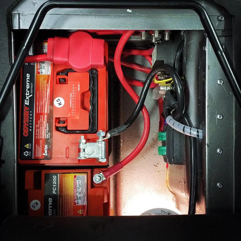 battery relay wiring [ 1024 x 1024 Pixel ]