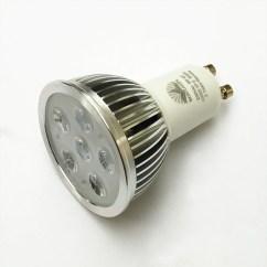 Led Halogen Bulb Diagram Msd Wiring Diagrams Mopar Gu10 6w Cree Lamp 50w Replacement 230v 40