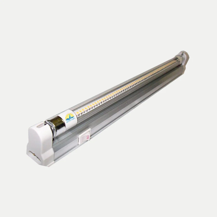 hight resolution of t5 led tube light fixture 521mm 21in