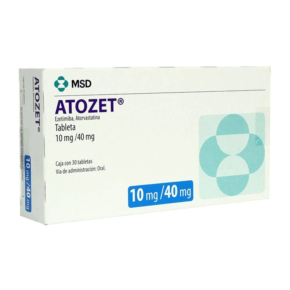 Atozet 10/40mg Tablet- Uses Dosage Side Effects Price ...