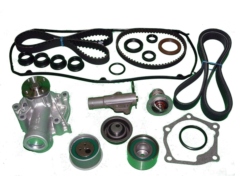 hight resolution of  timing belt kit mitsubishi lancer ralliart 2004 to 2006