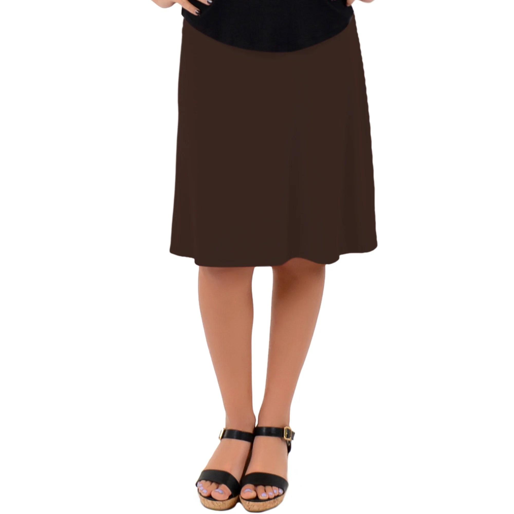 Size -line Skirt