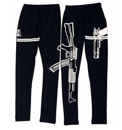 2 guns leggings