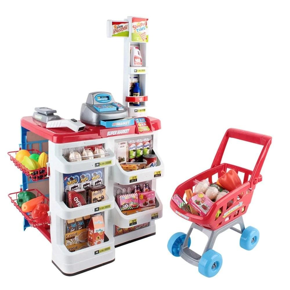 Buy Kids Supermarket Play Set Online In Australia